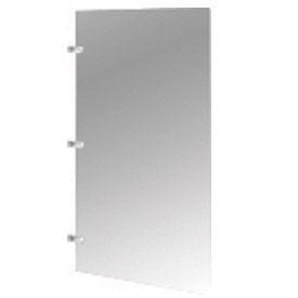 Metpar Stainless Steel Wall Mounted Urinal Screens