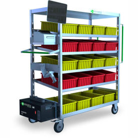 Mobile Powered Picking Carts