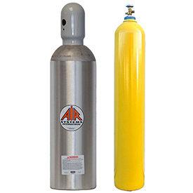 Cylindres d'air respiratoire à haute pression