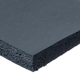 Fire Retardant High Temperature Silicone Foam Sheets and Strips