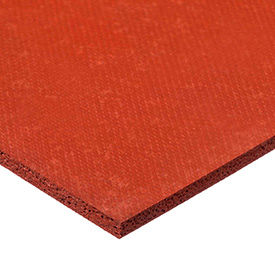 Firm High Temperature Silicone Foam Sheets and Strips