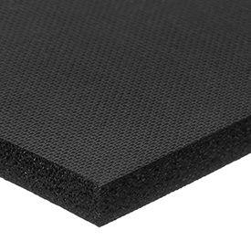 Feuilles et bandes de mousse de silicone noir à haute température