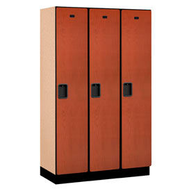 Salsbury Extra Wide Designer Wood Lockers