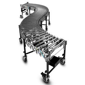 Convoyeurs de rouleau de tension Portable Flexible & Extensible BestFlex™