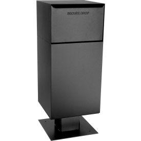 Extra Large Mailbox & Parcel Post Vault - Rear Access