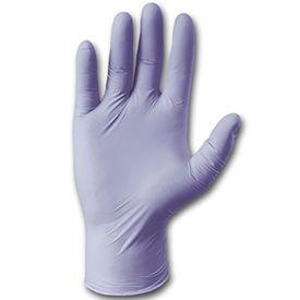 Médical/examen - gants jetables en Nitrile