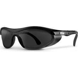 Flanker Half Frame Safety Glasses