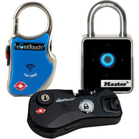 Cadenas Smart Bluetooth & NFC & Serrures bagages
