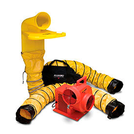 Allegro Confined Space Blower Fan Packages & Systems