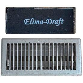 HVAC isolation plancher registre Inserts