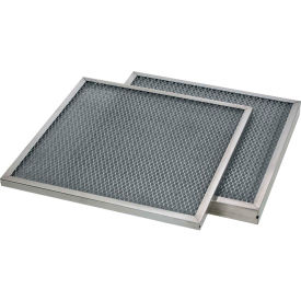 Global Industrial™ Mesh Galvanized MERV 4 Filtres à air