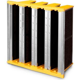Filtres à air industriel ™ carbone V-Bank
