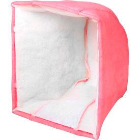 Global Industrial™ MERV 9 Filtres à air Cube