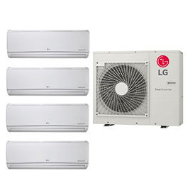LG RED Multi-Zone Split Air Conditioning Systems