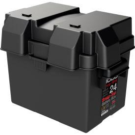 Boîtes à batterie de service lourd et plateaux