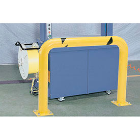 Global Industrial™ Steel Machine Guards