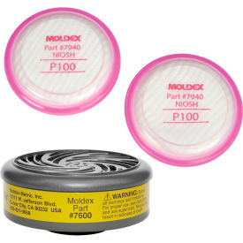 Moldex Respirator Cartridges & Filters