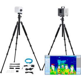 Imagerie thermique, reconnaissance faciale et systèmes de température
