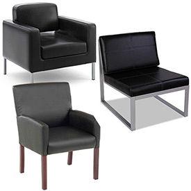 Chaises de salon de réception