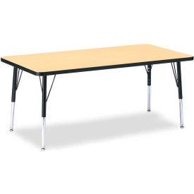 Rectangular Shaped Child Height Activity Tables