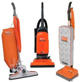 Royal Commercial Upright Vacuums