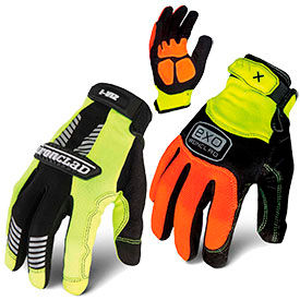 Ironclad® Hi-Vis Gloves