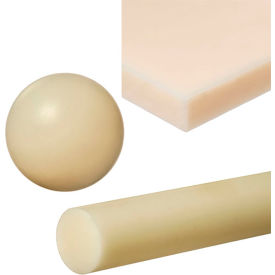 Nylon Plastic Sheets, Bars, Rods and Balls