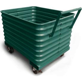 Steel Scrap Push Cart Hoppers