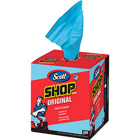 Shop Towel Wipers