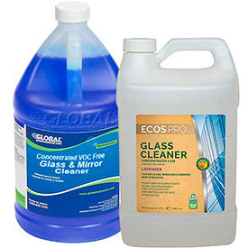 Concentrated Glass Cleaners