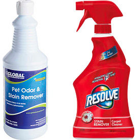Carpet Stain & Odor Removers