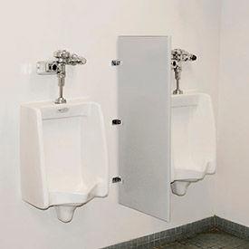 Metpar acier mural écrans urinoir