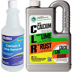 Dissolvants de calcium et de lime