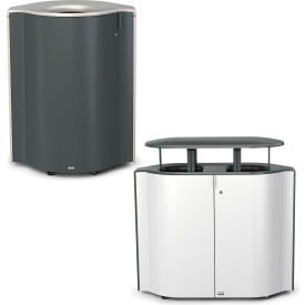 Rubbermaid XL Series Waste Containers