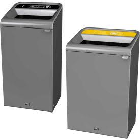Rubbermaid® Configure Decorative Trash Cans