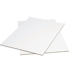 Corrugated Sheets - White