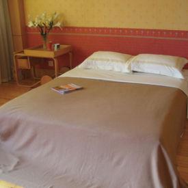 Couvertures de lit d'hospitalité