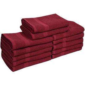 Serviettes de bain d'hospitalité