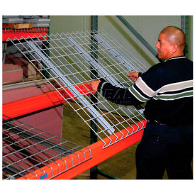 Global Industrial™ Palette Rack-Wire Mesh Plateing
