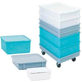 Molded Fiberglass Fiberglass Stacking Boxes