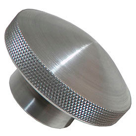 Aluminum Domed Knobs