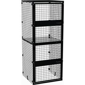 Husky Rack & Wire Secure Storage Lockers