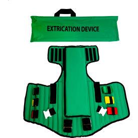 Dispositifs d'urgence pour l'extrication des patients
