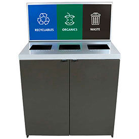 Busch Systems Sessanta restaurant déchets et stations de recyclage