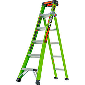 Little Giant® King Kombo Step/Extension Ladders