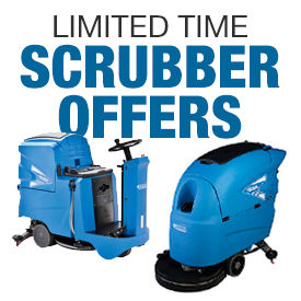 Offre global industrielle™ Scrubber Limited Time