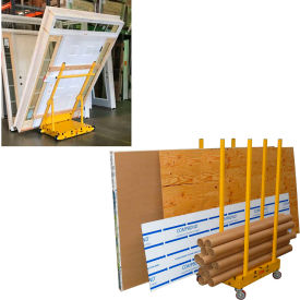Saw Trax Panel Carts & Dollies