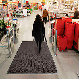NoTrax® ArrowTrax® Carpet Entrance Mats
