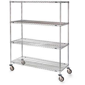 Metro® Super Erecta® Wire Shelf Trucks