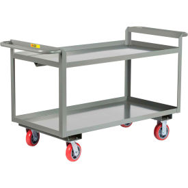 Little Giant® Double Handle Heavy Duty Shelf Truck